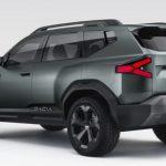 Dacia da logo değiştirdi! İşte yeni Dacia logosu