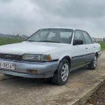 1986 model Toyota Camry marka arabayı yeniledi