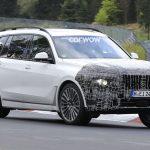 2022 BMW X7 gözüktü!