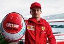Leclerc, özel bir kaskla yarışacak