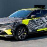 Renault Megane Electric, eylül ayında resmen tanıtılacak