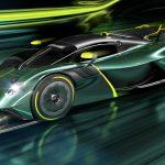 Aston Martin Valkyrie AMR Pro ilk kez piste çıkıyor