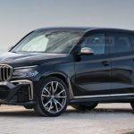 BMW X8 garip egzoz çıkışlarıyla görüntülendi