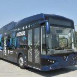 Elektrikli otobüsler Samsun'da kullanılacak