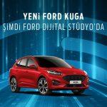 Ford Dijital Stüdyo ile istediğiniz Ford'u, istediğiniz yerden keşfedin!
