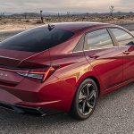 Yeni 2021 Hyundai Elantra test sürüşü