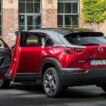 Mazda, MX-30'un rotary menzil uzatıcısını erteledi