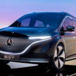 Yeni Mercedes-Benz Concept EQT tanıtıldı