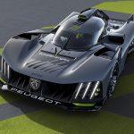 Peugeot, yeni Le Mans hiper aracının ilk görüntülerini yayınladı!