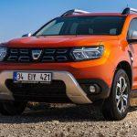 Dacia Duster yenilendi!