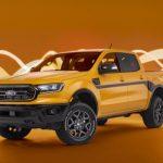 2022 Ford Ranger Retro, Splash görünüm paketini canlandırıyor