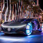 Mercedes'ten göz hareketi ile araç kontrolü!